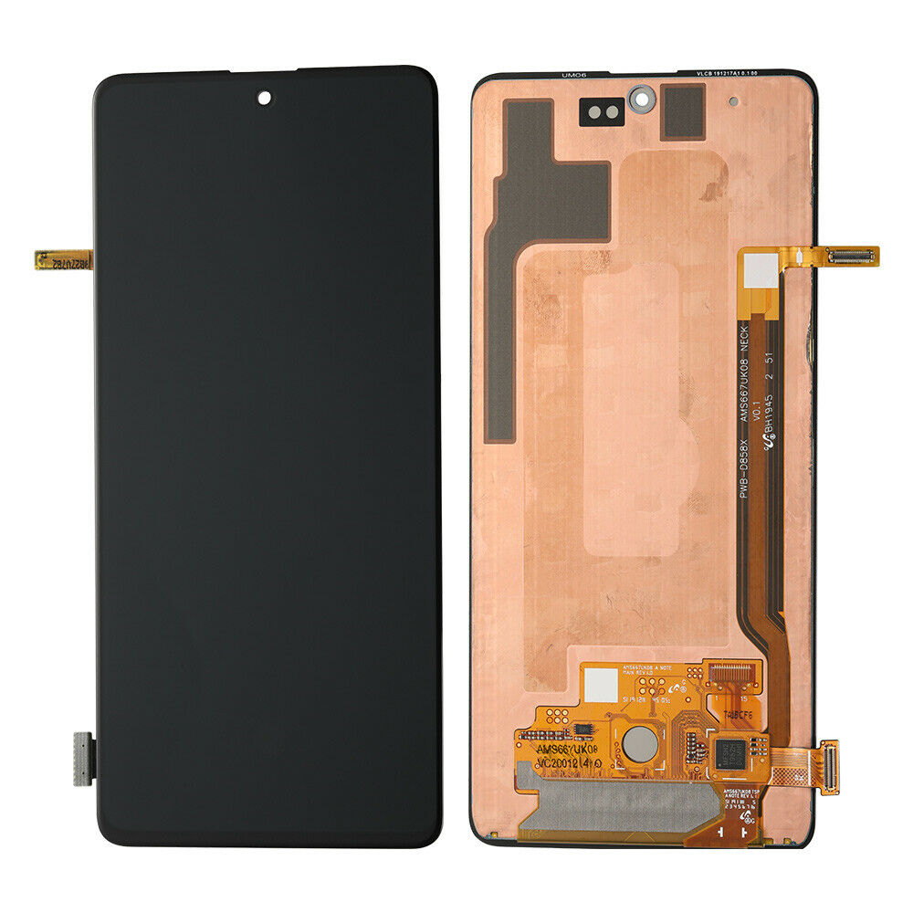 For Samsung Galaxy Note 10 lite Lcd N770F/DS N770F/DSM with Frame Display Touch Screen Digitizer For Samsung note10 lite N770 enlarge
