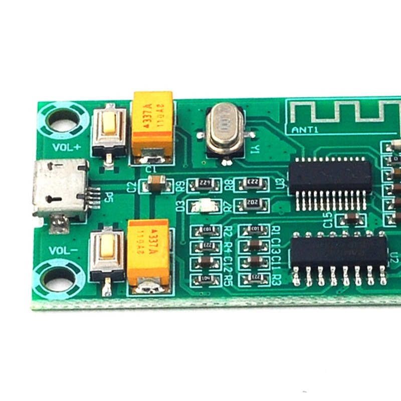 XH-A151 Bluetooth Digital Power Amplifier Board PAM8403 Low Power Mini Android Power Supply 5V HD 10W