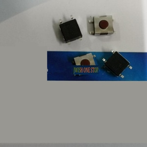 Touch Switch DTSMW-65N-V-B Patch Soft Silicone Head Waterproof Button 6*6*3.5