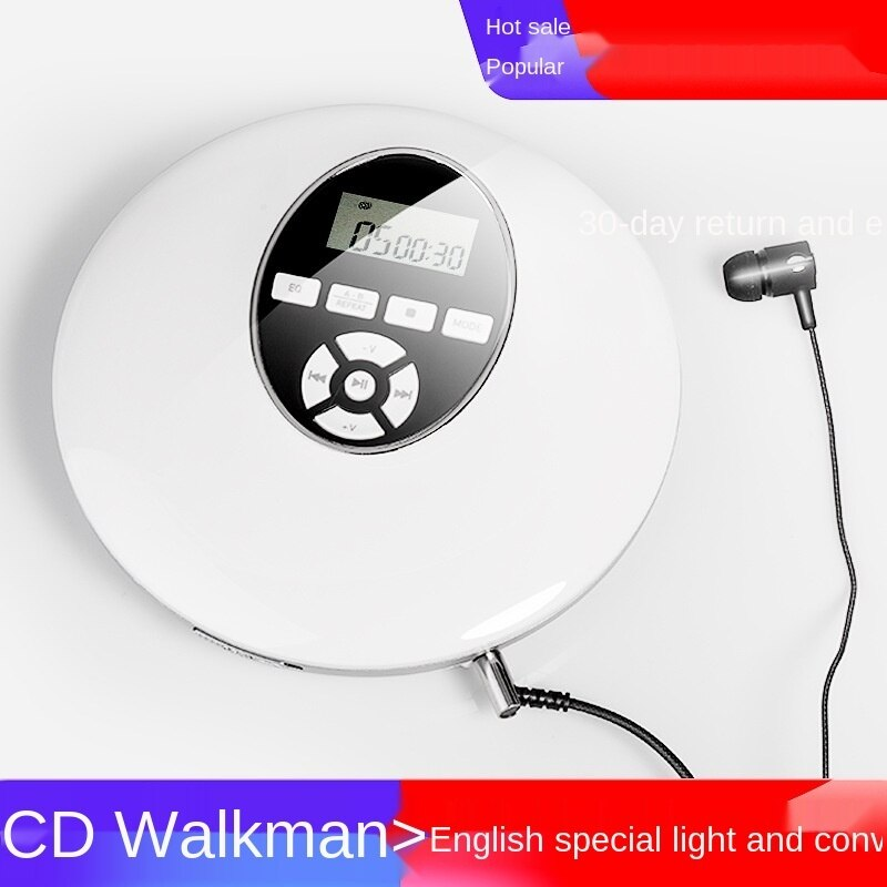 Portable CD Walkman intelligent Bluetooth prenatal education machine English repeat learning machine machine for jbl speakers
