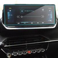 ПЭТ Защитная пленка для экрана для Peugeot 2008/e-2008 10 дюймов 2020 gps навигация