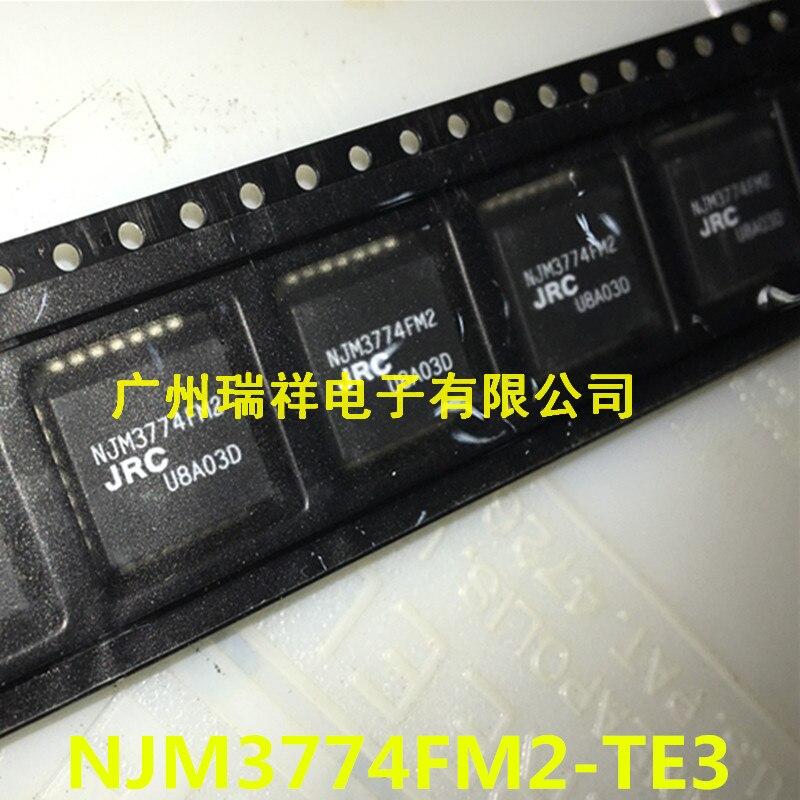 NJM3774FM2-TE3 PLCC 100% nuevo original