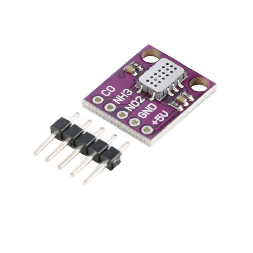 LEORY 1PCSMICS-6814 Detector de Qualidade do Ar CO NO2 NH3 Nitrogênio CJMCU-6814 Carbono Módulo Sensor de Gás Para Arduino