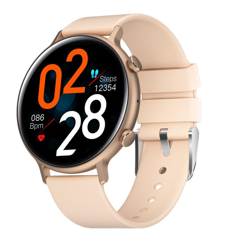 2021 Smart Watch IP68 Waterproof Smartwatch Women Men's Watches Fitness Bracelet Heart Rate Monitor