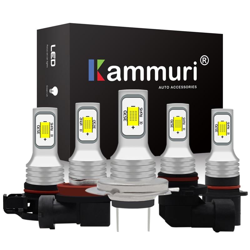 2x Canbus H8 H11 H7 H1 H3 H16 5202 HB4 9005 HB3 H10 P13W PSX24W PSX26W h27 h27w/1 881 h27w1 h27w2 h27w/2 LED DRL niebla luces de la lámpara