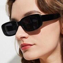 2021 New Fashion Small Frame Sunglasses Ladies Anti-Blue Light Colorful Multi-Color Optional Sunglas