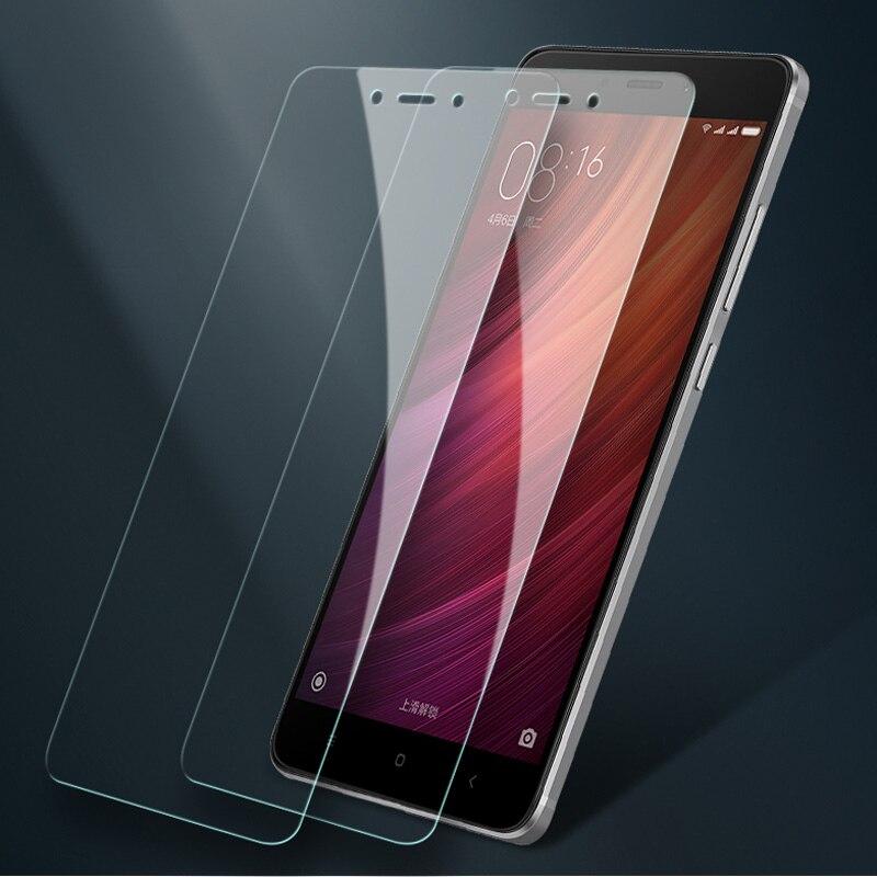 Protector de pantalla de vidrio templado 9H para Xiaomi Redmi Note 4...