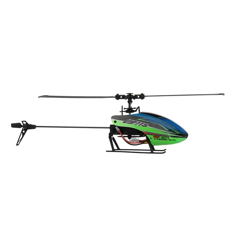 Wltoys New V911S Remote-controlled RC Helicopter Four Channels Single Oar Aileronless Aircraft Six-axis Gyroscope Toys for Boy enlarge