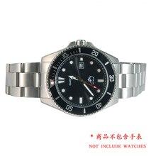 Correa de repuesto para reloj MDV106-1A, pulsera de Metal de acero inoxidable, 22mm, MDV-106 D
