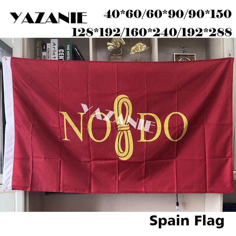 YAZANIE – drapeaux et bannières de toutes tailles, en Polyester imprimé simple ou Double