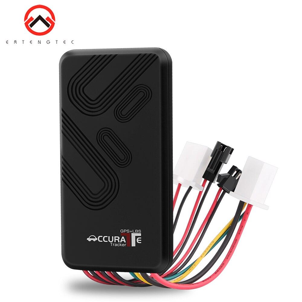 Localizador GPS para vehículo rastreador GPS de coche GT06, dispositivo de seguimiento...