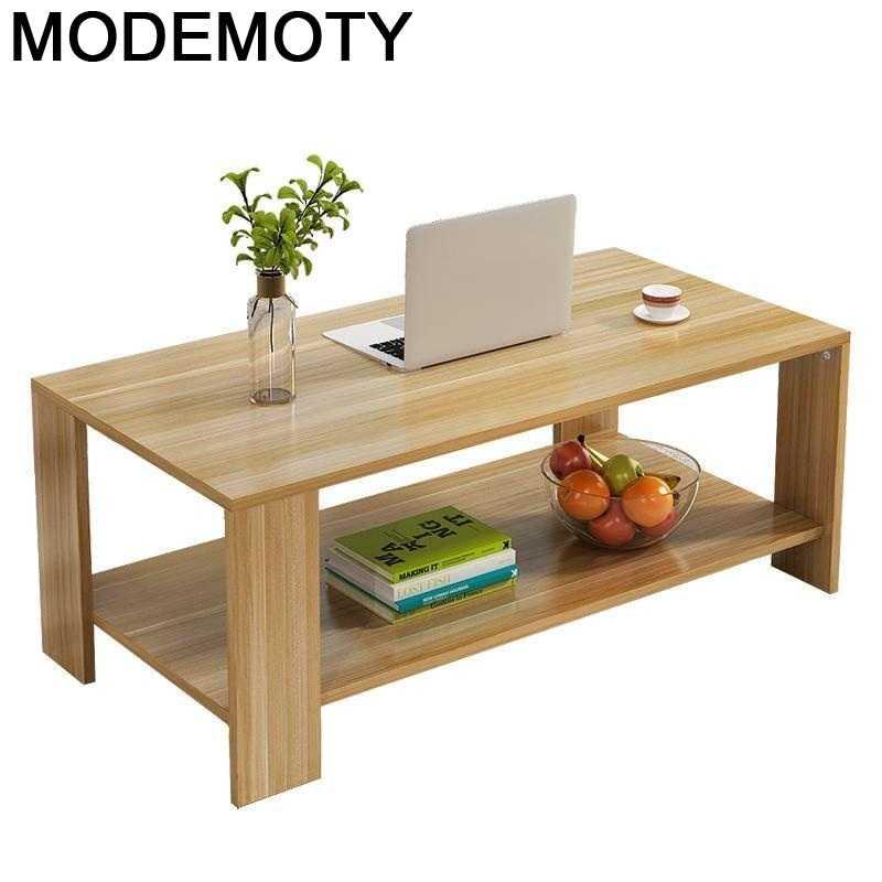 Meubel-Tablo De Centro De salón De belleza, mueble lateral minimalista, Mesa De...
