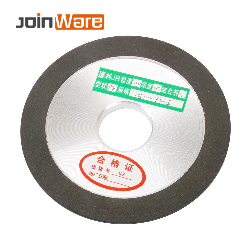 Diamant meulage disque roue coupe meulage enduit pour tungstène acier outil de fraisage carbure métal alésage 32mm 1Pc