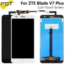 Pour ZTE Blade V7 plus écran LCD et écran tactile numériseur assemblée réparation pièce 5.2 pouces téléphone Mobile accessoires + outils