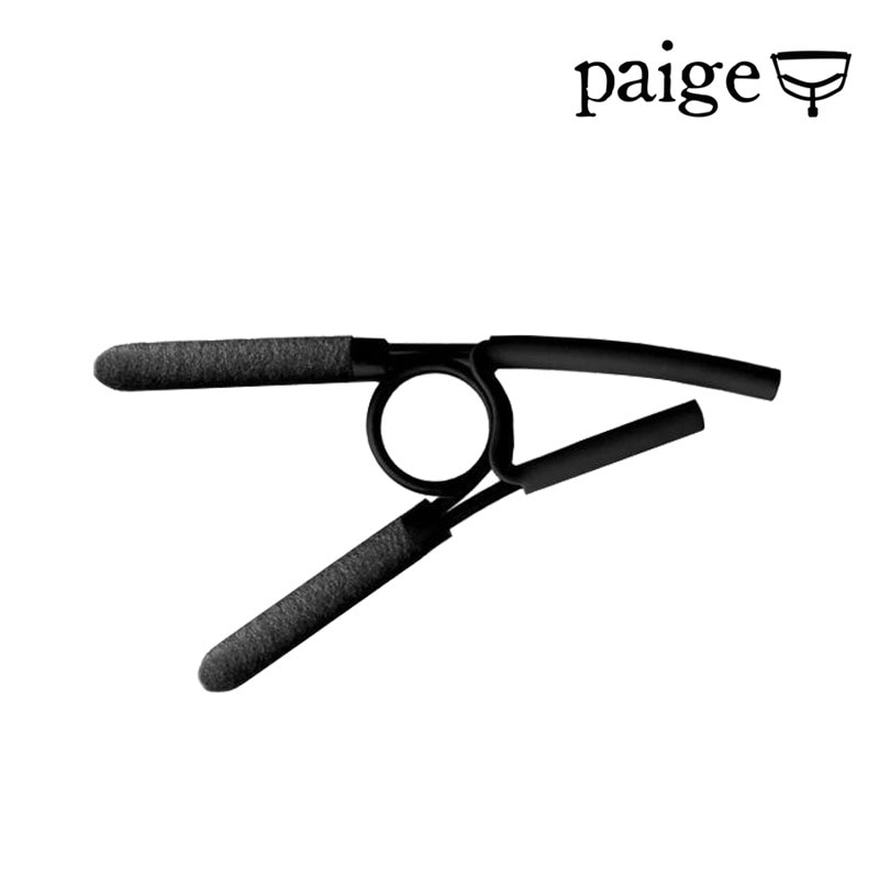 Paige Spring Guitar Capo with Padded Handles Quick Release Fit 6-strings or 12-strings Acoustic/Electric Guitar enlarge