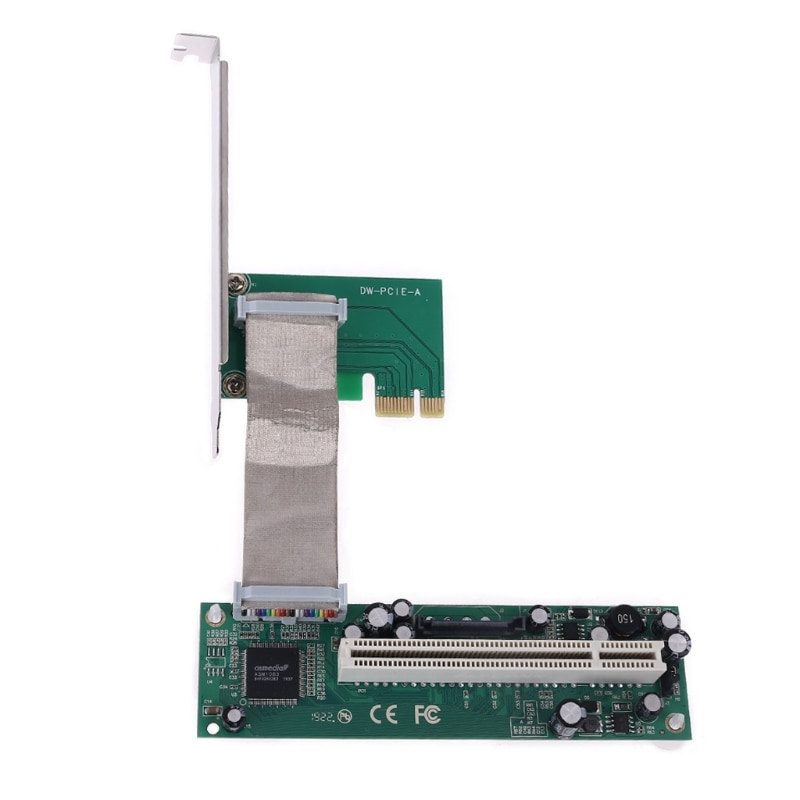 PCIE to PCI Express x16 Conversion Card PCI-E Expansion Converter Adapter Board