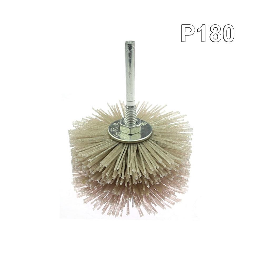1 tk od 85 mm puuriga abrasiivtraadist radiaalne poleerimishari - Abrasiivtööriistad - Foto 2