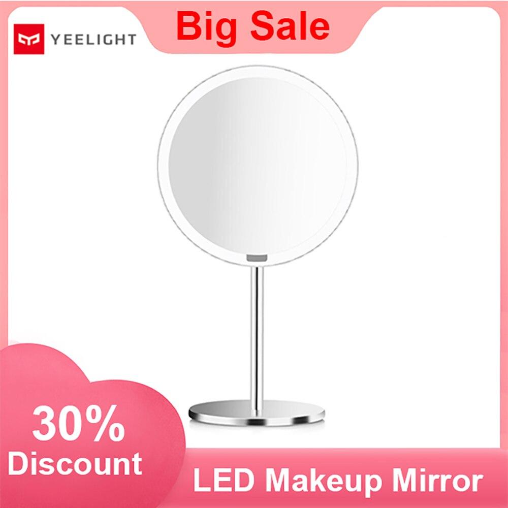 Yeelight المحمولة مرآة المكياج المزودة بمصباح ليد مع ضوء عكس الضوء الذكية محس حركة ضوء الليل ل Xiomi المنزل الذكي