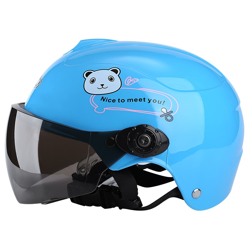 Children's bicycle helmet mountain bike helmet motorcycle helmet MOTO safety helmet protection equipment scooter helmet