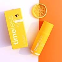 timeless 20 vitamin c e ferulic acid serum antioxidant whitening moisturizing face serum anti wrinkle brighten skin skin care
