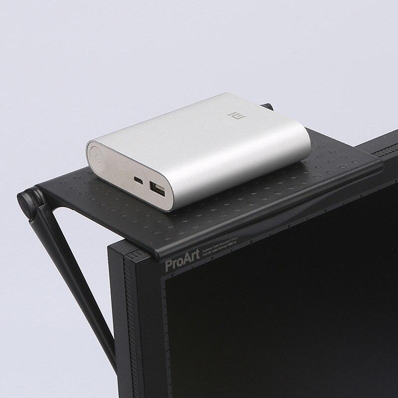 متعددة الوظائف حامل سطح العمل طوي الجرف صندوق التلفزيون راوتر تخزين مجموعة أرفف-top صندوق قوس حامل صغير PC مشغل ديفيدي حامل حامل