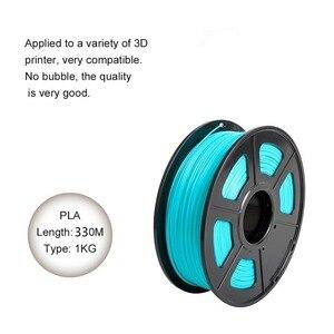 3D Printer Filaments 200 Meters 3D Printing Pen Plastic Threads Wire 1.75 mm Printer Consumables 3D Pen Filament PLA
