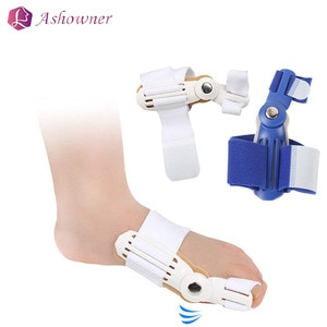 Big Bone Toe Bunion Splint Toe Straightener Corrector Foot Pain Relief Hallux Valgus Correction Orthopedic Supplies