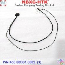 Neue original LVDS Lcd Kabel 450.08B01.0002 5C10M44684 für Lenovo V110-15 V110-15IAP LV115 IPAL LCD LVDS Kabel