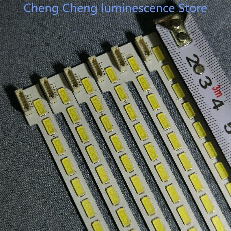 ل LED شريط إضاءة خلفي LA46N71BX LJ64-03471A 2012SGS46 46L5200U 46L5200U1 BN96-00998A LTA460HW04 SSL460 BN96-00998A 100% جديد