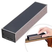 guitar fret sanding leveler beam bass leveling bar luthier polishing tool with sandpaper board guitarra protector
