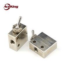Mechanical valve button valve switch manual valve tac2-41v 41p 31V 31P 3V P 3S 4V P