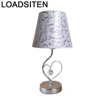 Noche Schemerlamp Lampada Comodino 침실 용 램프 Abajur Para Quarto Luminaria Lampara De Mesa Deco Maison 테이블 머리맡 조명