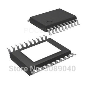 LT5524EFE LT5524 - Low Distortion IF Amplifier/ADC Driver with Digitally Controlled Gain