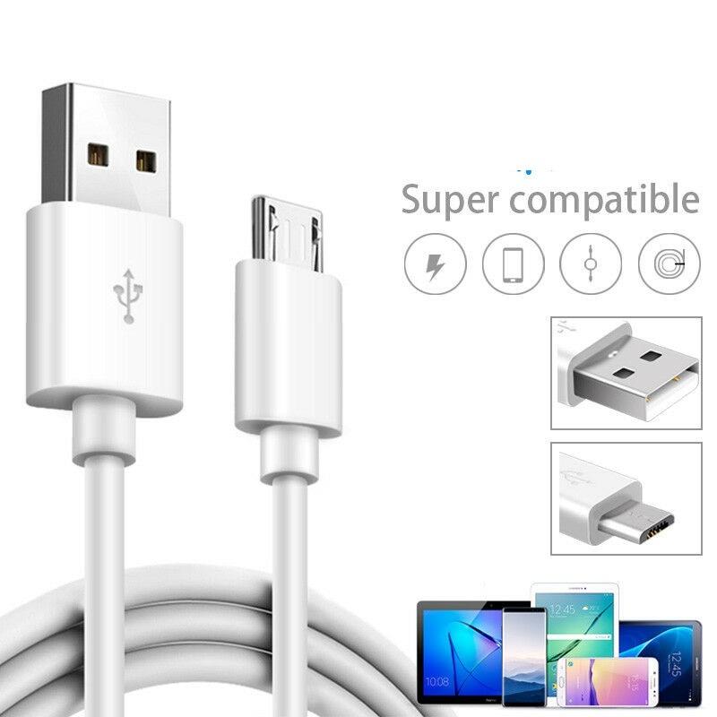 Cable Micro Usb retráctil para teléfono móvil, Cargador de carga para Moto...