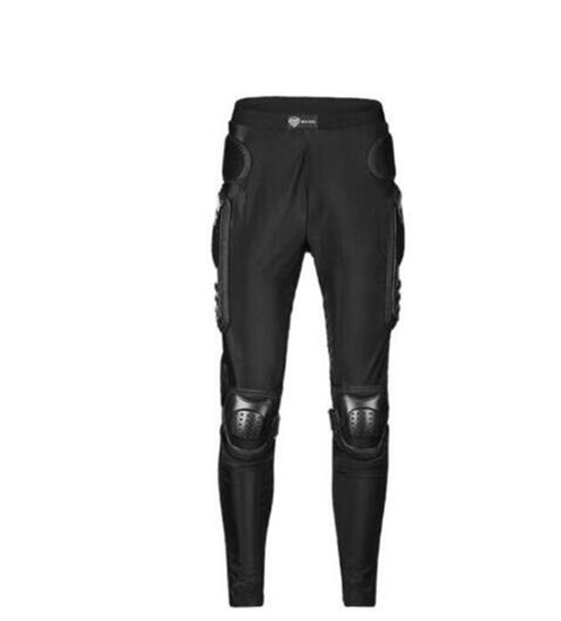 Pantalones de Motocross, pantalones largos de armadura, pantalones de moto, pantalones de esquí, patinaje, ciclismo, Protector de cadera