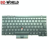 Немецкая клавиатура для планшета Lenovo Thinkpad L430 L530 T430 T430i T430S T530 T530i W530 X230i X230, tastaur 04X1213