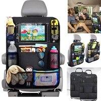 car organizer multi pocket car auto phone pocket pouch car back seat organizer protector hanging storage bag