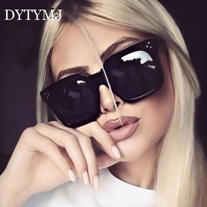 Винтажные квадратные женские солнцезащитные очки dyymj 2020, роскошные брендовые дизайнерские солнцезащитные очки для женщин/мужчин, Классиче...