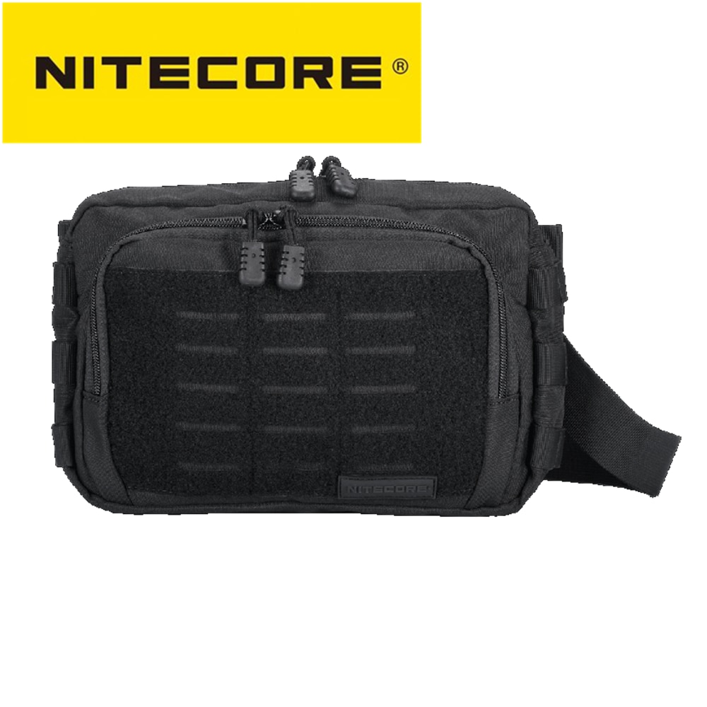NITECORE NUP30 Multi-Purpose Utility Pouch 600D Polyester Fabric Daily Package Travel Running Camp F