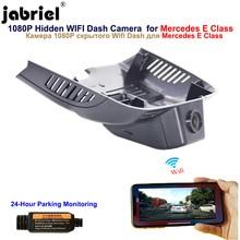 Jabriel für Mercedes benz E320 E260 E300 E250 E200 w211 w212 2010 2011 2012 2013 2014 2015 1080P Versteckte wifi Dash cam auto kamera