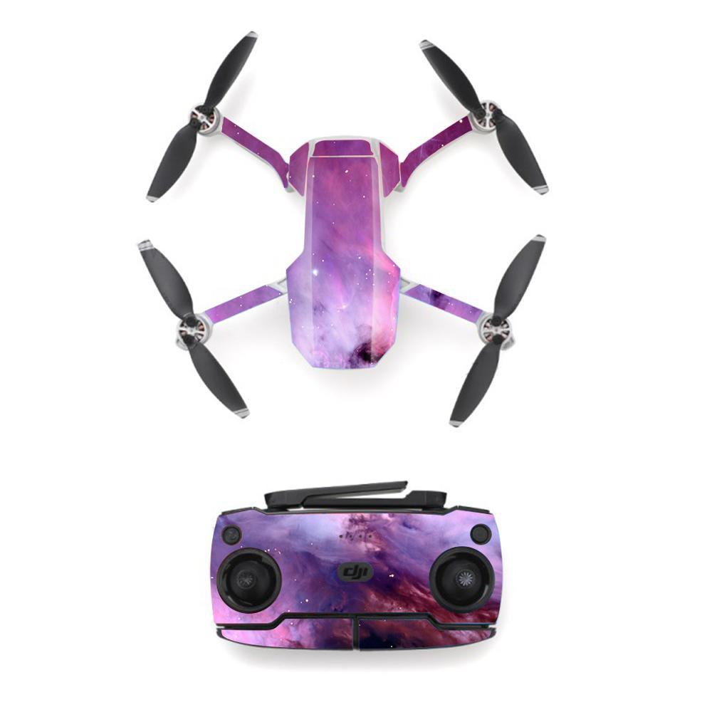 PVC Drone çıkartmalar DJI Mavic Mini Drone aksesuarları, su geçirmez cilt koruma çizilmeye dayanıklı DIY aksesuar