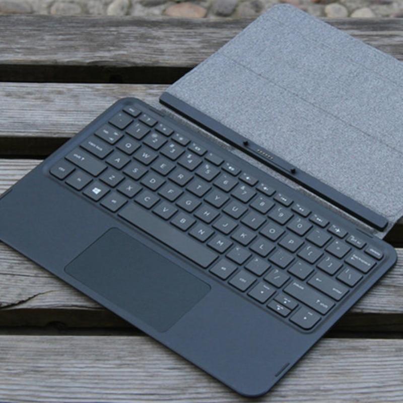 Magnético teclado con succión para 10,1 pulgadas HP pavilion X2 10-J013TU PC tablet pc para HP pavilion X2 10-J013TU PC funda de teclado