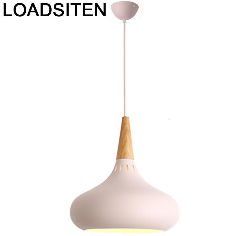 Fille Loft luminaria lámpara Colgante Industrial Touw Deco Maison De Techo Moderna lámpara Colgante Lampen Colgante moderno lámpara