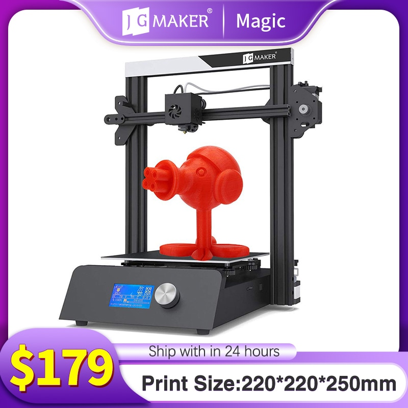 jgmaker-magic-3d-printer-aluminium-frame-diy-kit-large-print-size-220x220x250mm-printing-model-fast-shipping-eu-russia-warehouse