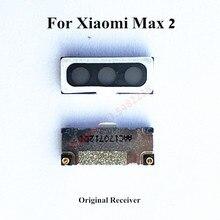 2 pièces dorigine récepteur sonore câble flexible pour Xiao mi Max 2 mi max2 écouteur haut-parleur connexion module pièces de rechange
