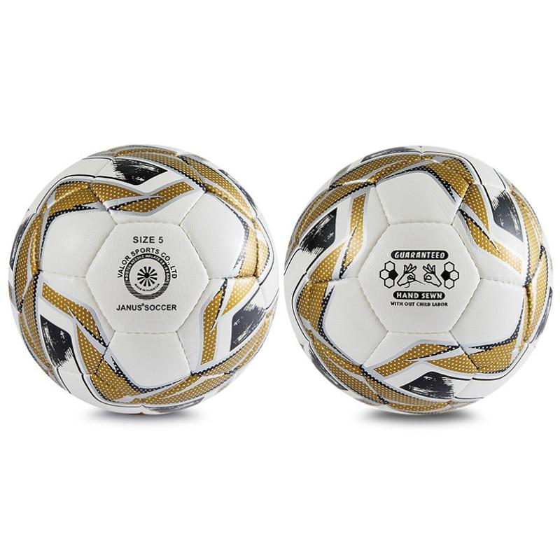 Ball Match Balls Standard Football Soccer Ball Professional PU Size Material League Sports Training Hand 5 Latex Sewn Size 4 Mat