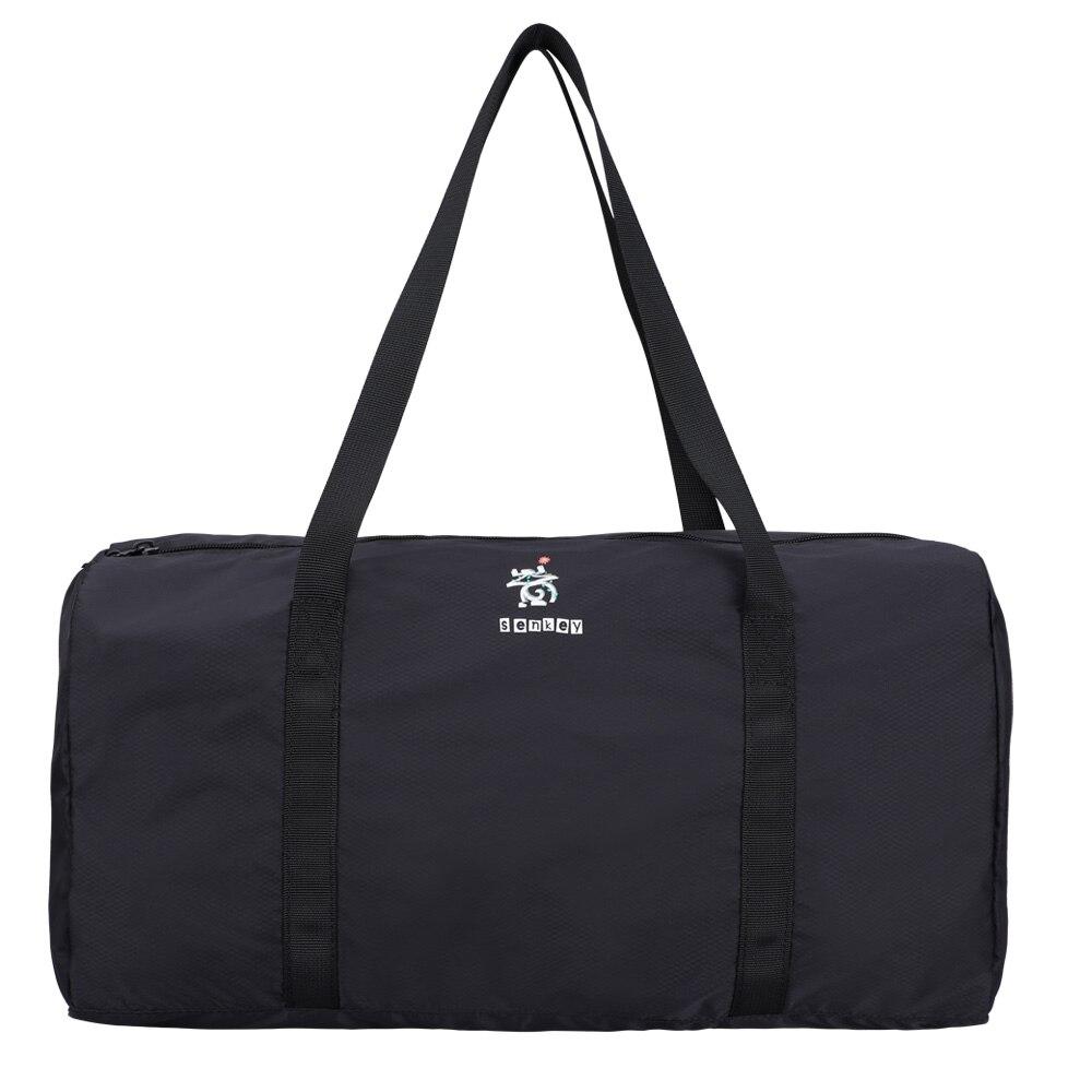 SenkeyStyle Foldable Travel Men Women Fitness Gym Bag Sport Waterproof Handbag Baby Cart Bag Duffle
