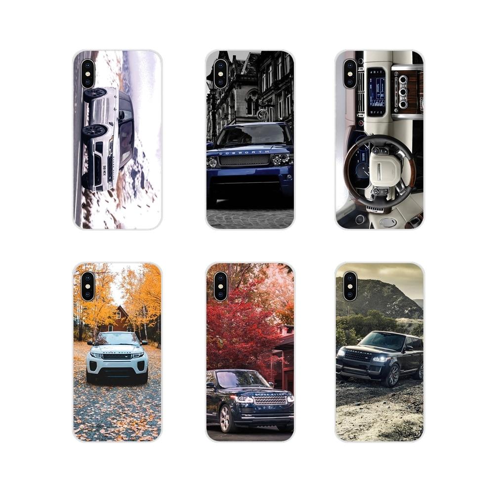 Lujosa funda transparente de TPU para iphone x de apple XR XS 11Pro MAX 4S 5S 5C SE 6S 7 8 Plus ipod touch 5 6
