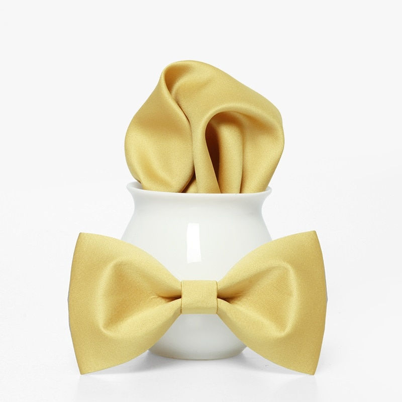 Brand New  Men Bowtie Great For Party Men's Accessories Luxurious Bow Tie Formal Commercial Suit Wedding Ceremony Ties
