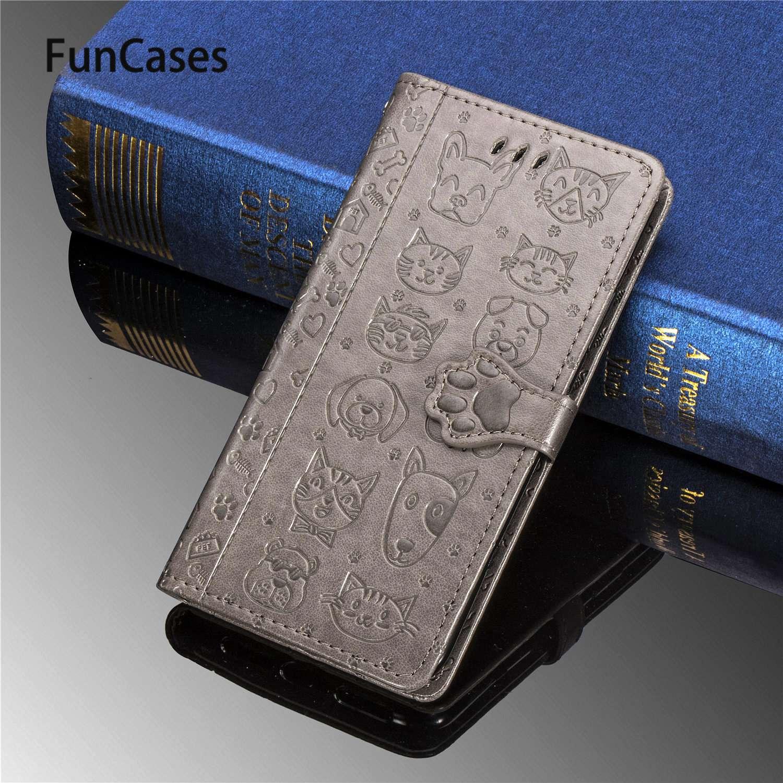 Elefante teléfono Flip caso de la sFor Celular Lenovo K8 nota soporte...